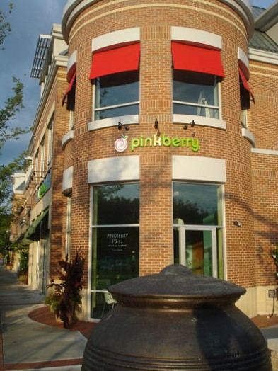 Pinkberry Wellesley