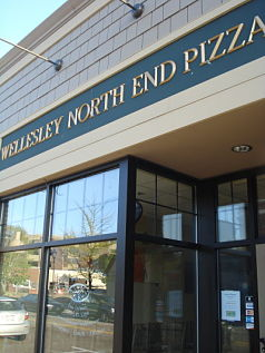 Wellesley North End Pizza