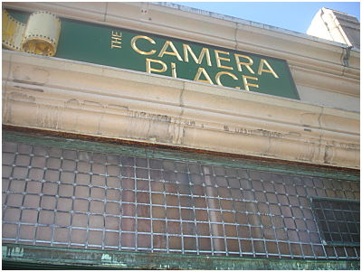 Camera Place shuts down Sept 30 2008