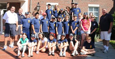 Wellesley Police Youth Academy