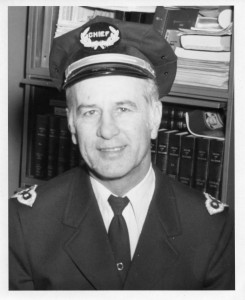 Leroy Weaver, former Wellesley MA police chief