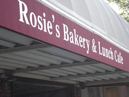rosie's bakery & lunch cafe