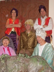 Aladdin, Wellesley Players