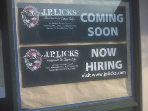 JP Licks Wellesley Square