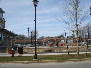 linden square construction march 2011