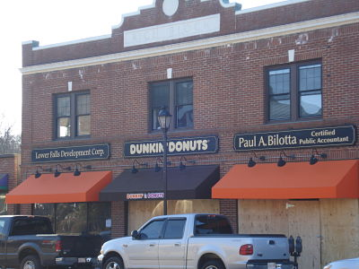 wellesley lower falls dunkin donuts