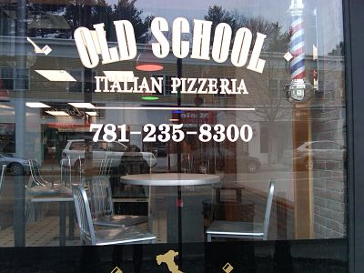 Old School Italian Pizzeria Wellesley Square