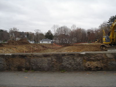 tenacre field project wellesley