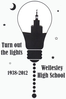 Turn out the lights wellesley high