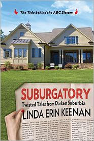 Suburgatory book cover