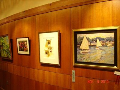 Wellesley Society of Artists 2010