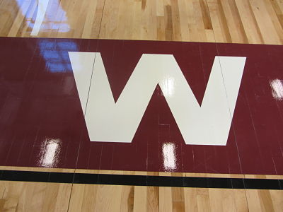 Big W at new WHS jan 2012