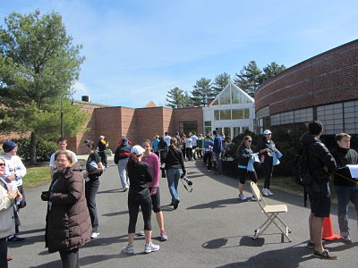 2012 Babson Stamp Out Suicide 5k