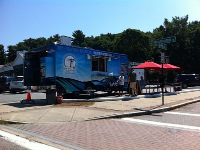 Captn Marden's Food Truck, Wellesley Hills
