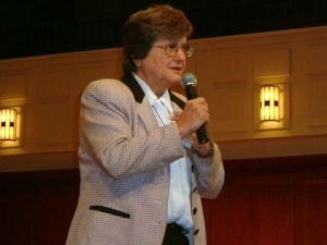 Sister Prejean Wellesley College