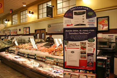Roche Bros Seafood Trace