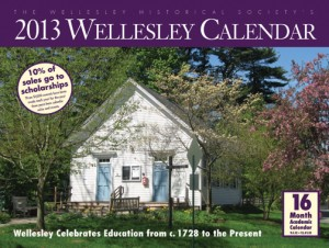 Wellesley Historical Society calendar