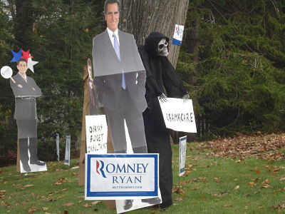 Romney, Ryan Bay State Road Wellesley