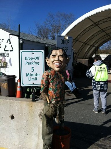 Obama Wellesley dump