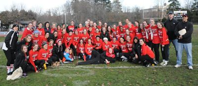 Wellesley powderpuff 2012