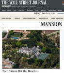 WSJ Mansion