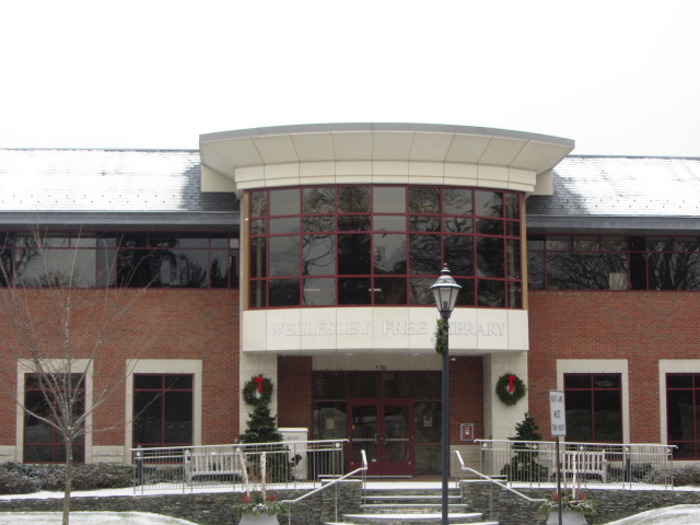 Wellesley Free Library December 2012