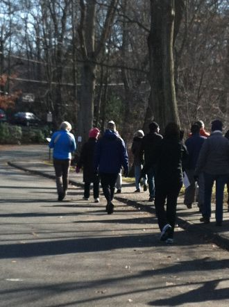 Wellesley Historical Society Walk