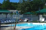 Wellesley Country Club pool