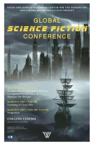 wellesley college global science fiction conference