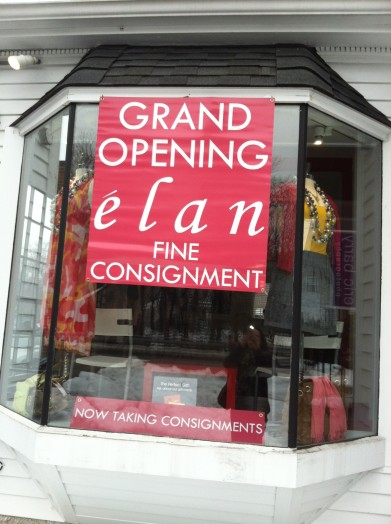 Elan Fine Consignments, Wellesley