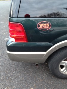 wellesley middle school bumper