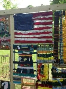 art in the park quilt project wellesley 2013