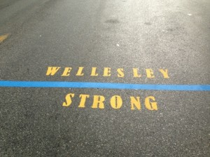 wellesley strong
