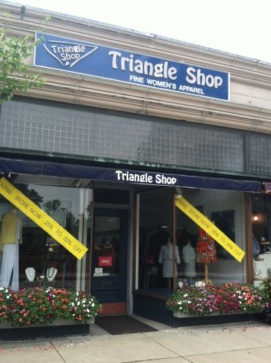 Triangle Shop