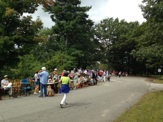 townwide yard sale morses pond sept 2013