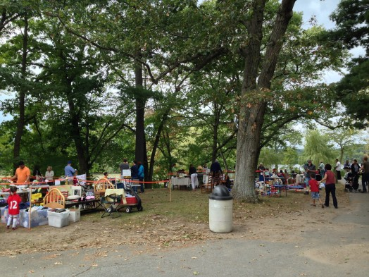 townwide yard sale morses pond 2013