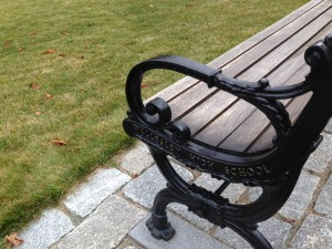 Wellesley High bench