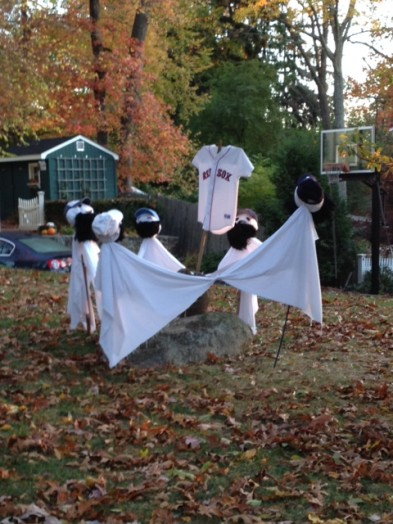 spooky red sox halloween