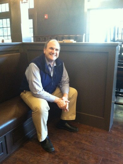 Frank Santo, owner, The Local