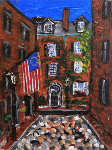 """Beacon Hill"" by Dante Gandani"