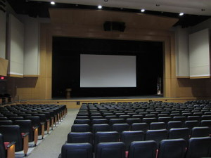 babson auditorium wellesley high