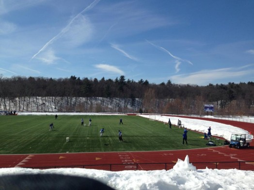Wellesley College field