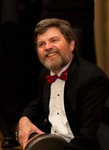 Edward Whalen, Music Director of Wellesley Choral Society.