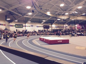 wellesley indoor track reggie lewis center feb 2015