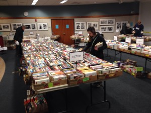 Wellesley book sale library 2015