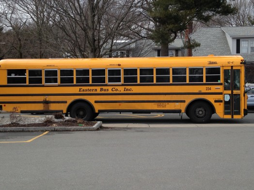 wellesley school bus