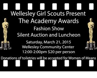 Wellesley girl scouts poster