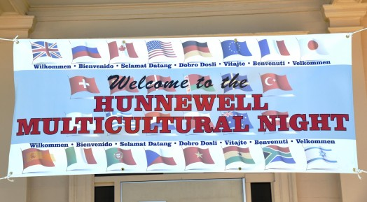 Hunnewell Multicultural Night