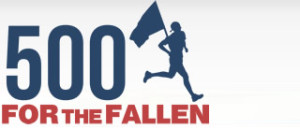 500 for the fallen