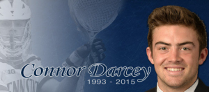 Connor Darcey Penn State athletics wellesley lacrosse died 2015